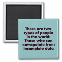 Extrapolate This... Fridge Magnets from Zazzle.com