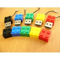 Lego Style 4GB USB Drive 