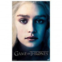 Game of Thrones Daenerys Targaryen Season 3 Poster [11x17]