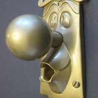 Alice in Wonderland Door Knob Character Disney Decoration Prop Life Size 1:1 | eBay