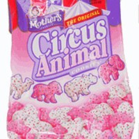 Mother's, Circus Animal Cookies, Frosted, 12oz Bag (Pack of 4): Amazon.com: Grocery & Gourmet Food