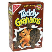Teddy Grahams Snacks, Chocolate, 10-Ounce Boxes (Pack of 6): Amazon.com: Grocery & Gourmet Food