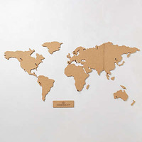 Anthropologie - Corkboard Map