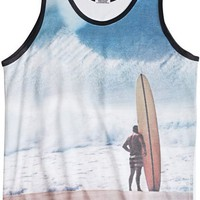 BILLABONG X GREG NOLL DA CLASSIC TANK &gt; Mens &gt; Clothing &gt; Tanks | Swell.com