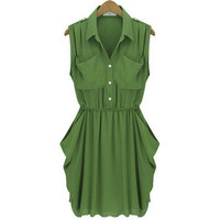brilliant — New fashion chiffon dress