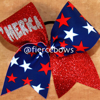 Cher Bow by MyFierceBows on Etsy