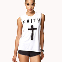 Faith Muscle Tee