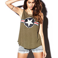 Vintage-Inspired Air Corps Tank