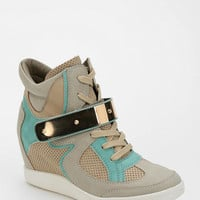 Wanted Beacon Hidden Wedge High-Top Sneaker