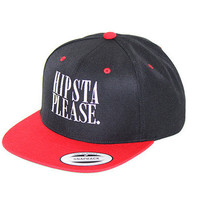 Hipsta Please SnapBack | fresh-tops.com