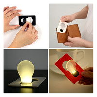 Bright Up Card Shape LED Light
