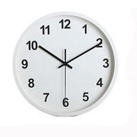 INFMETRY:: Simple Design Round Wall Clock - Home&Decor