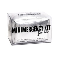 Ms. & Mrs. Minimergency Kit