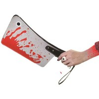 kreepsville 666 cleaver clutch bag