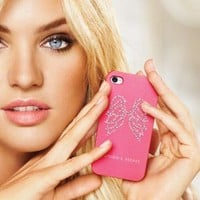 Victoia's Secret Pink Angel Iphone 5 Hard Case