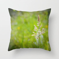 Fruit of the Spirit Throw Pillow by RDelean