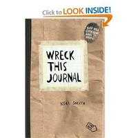 Wreck This Journal (Paper bag) Expanded Ed. [Paperback]