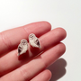Owl Earrings by laylaamber on Etsy