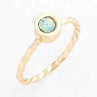 BP. Small Stone Midi Ring | Nordstrom