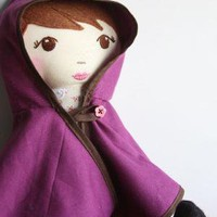 Custom Handmade Doll by TheRiceBabies on Etsy