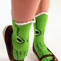 Alligator FUN Socks