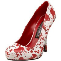 Funtasma by Pleaser Women's Bloody-12 Pump: Pleaser: Shoes