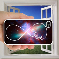 Infinity love - iphone Case , iphone 5 Case ,iphone 4s case ,iphone 4 case , iphone cover, infinity love iphone case