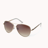 F8594 Aviator Sunglasses