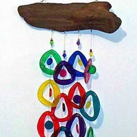Wind Chime - Glass Chimes - Afternoon Delights