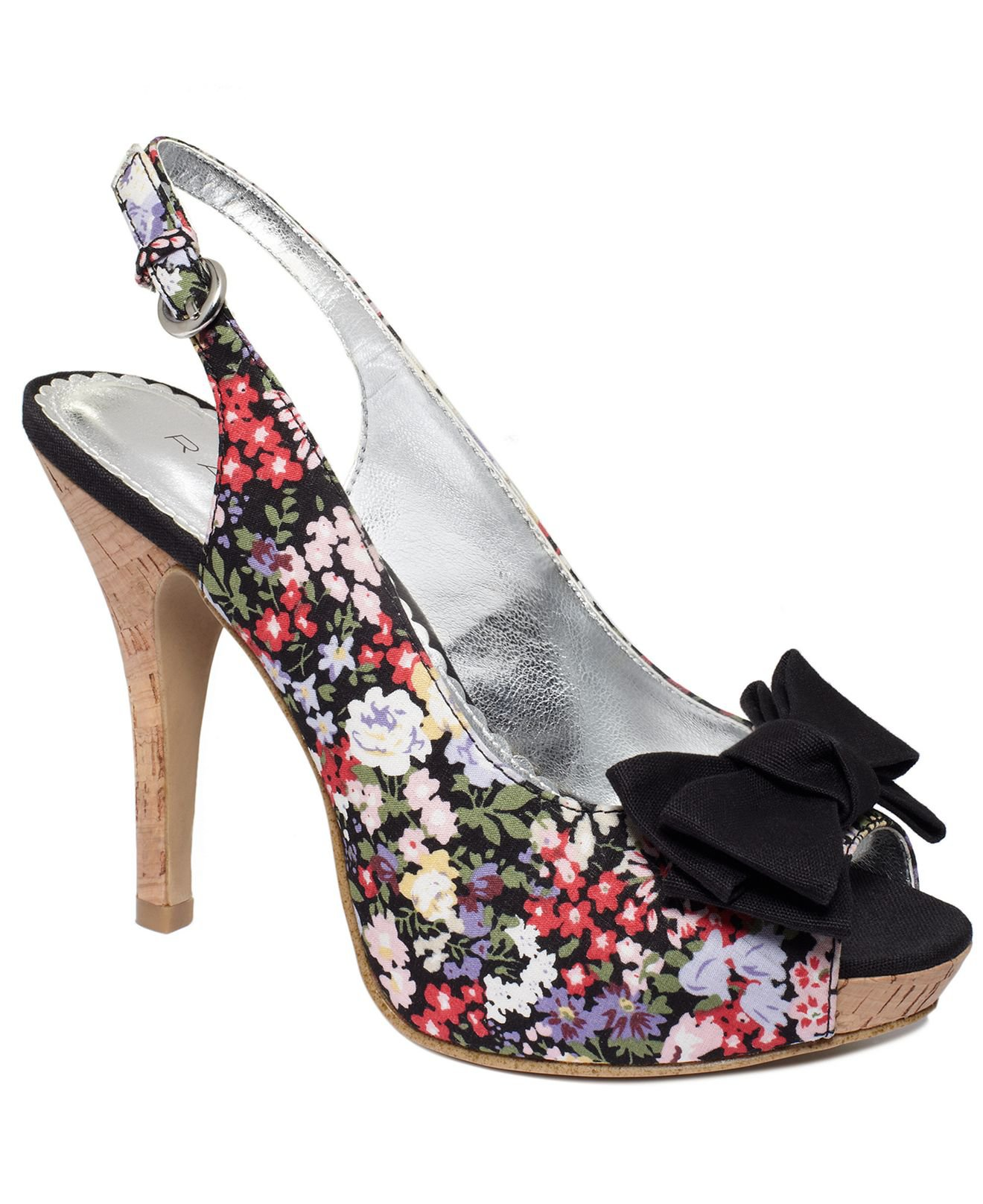 rage shoes girasole platform pumps from macys