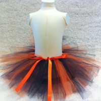 Sports Team Tutus for Girls by Dressupcastle on Etsy