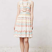 Anthropologie - Sunglow Stripes Dress