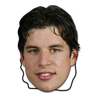 Sidney Crosby Pittsburgh Penguins Face Mask