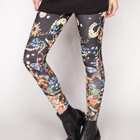 crown jewel leggings -Fashion -Super-Market