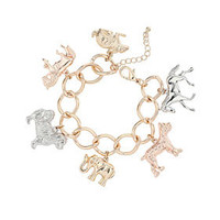 Chunky Animal Bracelet