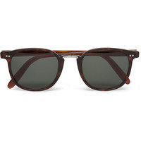 Cutler and Gross D-Frame Tortoiseshell Acetate Sunglasses | MR PORTER