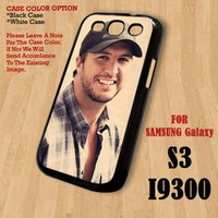 Luke Bryan - For Samsung Galaxy S3 Case Cover