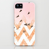 flying iPhone & iPod Case by Marianna Tankelevich