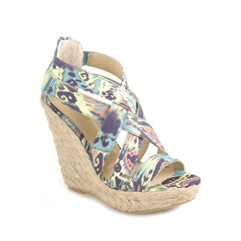 Chinese Laundry Milk Shake Tribal Sandals