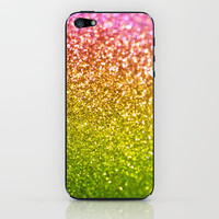 Cosmic Crush iPhone & iPod Skin by Lisa Argyropoulos