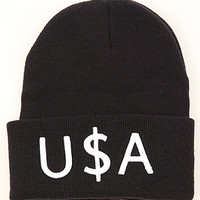 Monsieur THE UA BEANIE