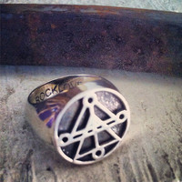 Alchemy Signet Ring