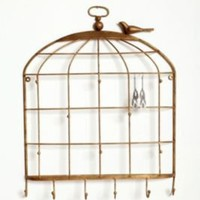 UrbanOutfitters.com &gt; Birdcage Jewelry Display