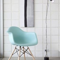 Herman Miller Eames Molded Plastic Arm Chair with Dowel Base - The Century House in Madison, WI