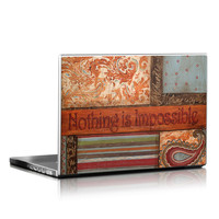 Laptop Skin - Be Inspired by Kate McRostie