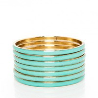 Meya Bangle Set - ShopSosie.com