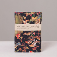 Frances May - Strathcona Blackbird Stockings