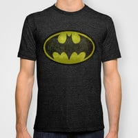 BATMAN logo early 90's T-shirt by Bruce Stanfield
