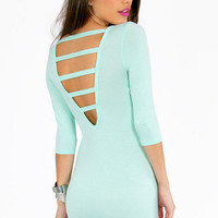 Sunny Strappy Back Dress $25