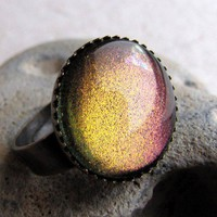 Handmade Gifts | Independent Design | Vintage Goods Dragon's Eye Ring - Rings - Jewelry - Girls